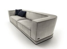 Corner sofa / modular / contemporary / fabric WELLES by Giuseppe Vigano LONGHI