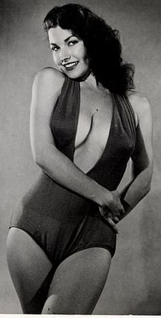 50's Sci-Fi actress that makes your heart skip a beat in '50s Horror and Sci-Fi…