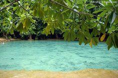 Morakot Pool, Krabi.