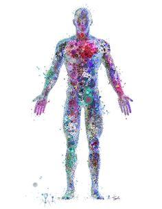 I, VIRUS: The body (For Science News magazine)