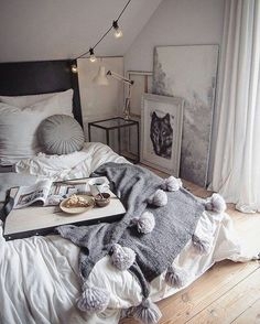 bed, bedroom, fashion, interior