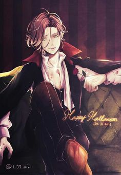 Discovered by Laito Sakamaki. Find images and videos about diabolik lovers, sakamaki and raito on We Heart It - the app to get lost in what you love. Manga Anime, Otaku Anime, Anime Art, Girls Anime, Cute Anime Guys, Anime Sexy, Mystic Messenger, Yuma Diabolik Lovers, Mukami Kou