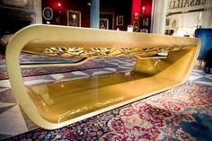 Exquisite And Ultra-Modern Billard Table