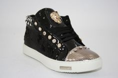 nickelson dames sneaker High Tops, High Top Sneakers, Wedges, Shoes, Fashion, Moda, Shoe, Shoes Outlet, Fashion Styles