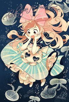 Jellyfish & girl | Anime Gallery | Tokyo Otaku Mode (TOM) Shop: Figures & Merch From Japan