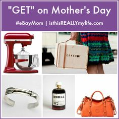 Mother's Day gift ideas  from #eBay