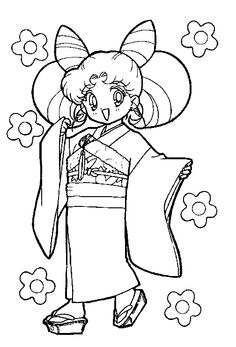 sailor moon coloring pages - Google Search