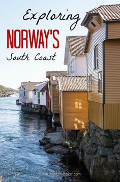 Flekkefjord to Stavanger, along a spectacular coastal road. Exploring southern Norway