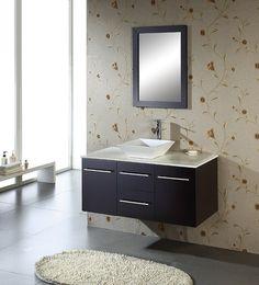 Marsala Modern Bathroom Vanity MS-420 by Virtu USA