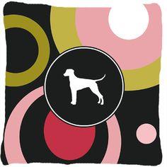 Dalmatian Indoor/Outdoor Throw Pillow