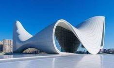Designed by Zaha Hadid