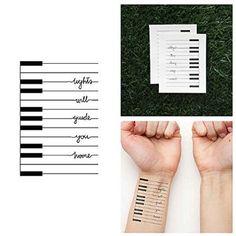 piano tattoo - Buscar con Google