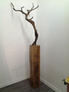 Driftwood Art, this eyecatching driftwood art statue will surely ...