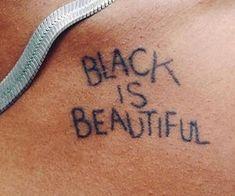Black Girls With Tattoos, Black Tattoos, Small Tattoos, Tattoos For Women, Dainty Tattoos, Tattooed Women, Pride Tattoo, Piercing Tattoo, Tattoo You