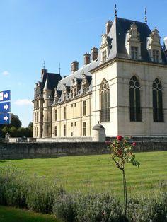 Château d'Ecouen Val d'Oise