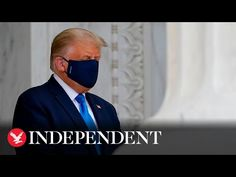 Trump booed by crowds while paying respects to Ruth Bader Ginsburg - YouTube