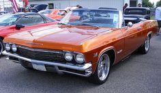 '65 Chevy Impala SS RagTop