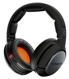 80da3821d99 SteelSeries Siberia 840 Lag-Free Wireless Gaming Headset with Bluetooth
