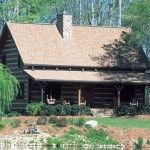 Berkshire 1 Log Home
