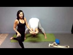 Top 5 Yoga Poses to Increase Flexibility of the Shoulder in all Directions | Gwen Lawrence - YouTube. 10:08-10;30 is a great anterior deltoid stretch. Also variation of Jill Miller's open sesame chest stretch.