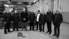 Die ehemaligen Steiger sind immer noch mit von der Partie und erhalten die Geschichte von Zollverein durch ihre Geschichten.