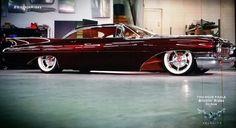 Bitchin' Rides 1960 'Copper Caddy'