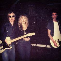 Tom and Stevie