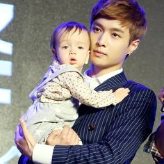 Lay with a baby