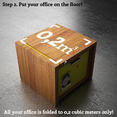 0,2 m3 Flex Desk