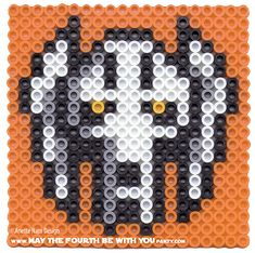 General Grievous: Star Wars perler beads by May the 4th be with You Party Anette