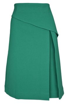 - Long - Concealed back zip - Front panel pleat Aline Modest Skirts, Full Skirts, Modest Outfits, Skirt Outfits, Modest Fashion, Dress Skirt, Fashion Dresses, Work Wardrobe, Dress Patterns