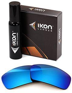 c50865423abf Polarized Ikon Iridium Replacement Lenses For Spy Kash Sunglasses –  Multiple Options Review Oakley Crankshaft