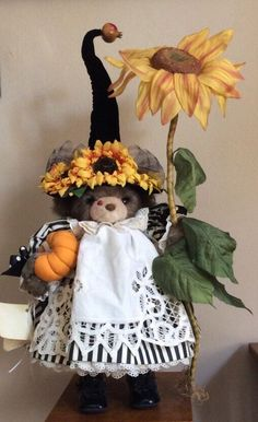 """Apple Whimsey  """"Bewitched"""" By Lita Gates #60/100 #AppleWhimsey"""