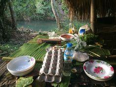 Laos, Nam Ha obóz w dżungli, cz. Luang Namtha, Luang Prabang, Trekking, Laos, Travel Photography, Cooking, Travel, Kitchen, Hiking