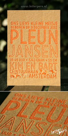 letterpers_letterpress_geboortekaartje_Pleun_handgetekend