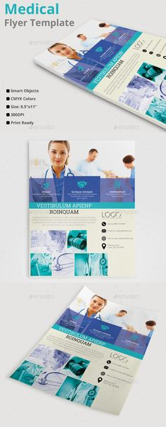Medical Graduate Program Flyer Template Graduate program, Flyer - hospital flyer template