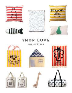Millimetres - Boutique Deco, Mode Enfants - 75009 Paris