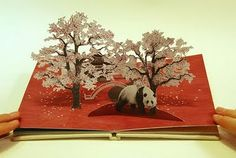 Would love to get my hands on this pop-up book by Owen Gatley