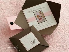 Custom Baptism Invitations {Ideas & Inspiration