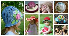 20+ cute kids Crochet Hat Free Patterns for you to make gifts that can be remembered the most. Have fun viewing the photos and happy crocheting.