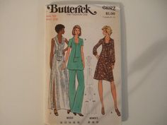 Butterick Pattern 6882 size 16 Uncut 7.00