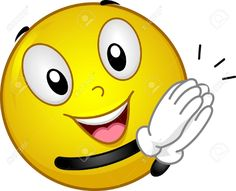 Illustration of Emoticon taking a photo vector art, clipart and stock vectors. Emoji Images, Emoji Pictures, Funny Emoticons, Funny Emoji, Des Smileys, Lach Smiley, Clipart, Funny Pictures, Funny Images