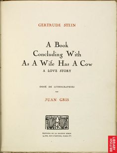 title page of a book - Google Search
