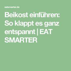 Beikost einführen: So klappt es ganz entspannt | EAT SMARTER