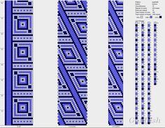 Схемы на 18 бисерин