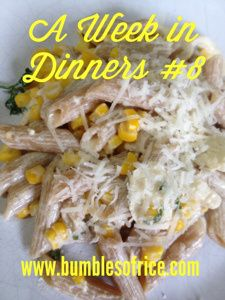 A Week in Dinners - Bumbles of Rice Dinners, Meals, People Eating, Meal Planning, Rice, Food, Dinner Parties, Meal, Food Dinners