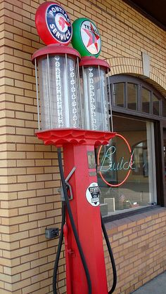Vintage Gas Pump - I want one for the shop when I build it