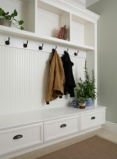 Closet Mudroom | Closet/Mud Room 2