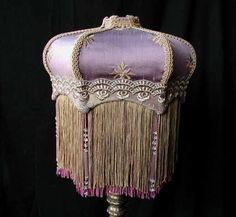 Victorian Lampshade - Crown Mini Lamp Shade