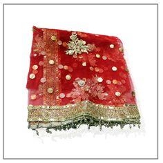 Bridal Chunri,Buy Bridal Chunri online from India.